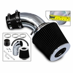 01-09 Chrysler PT Cruiser 2.4L I4 Non-Turbo Short Ram Air Intake Kit - Black