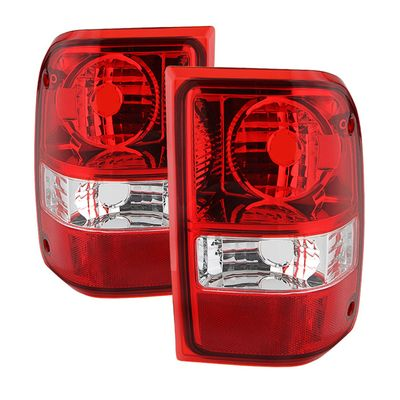 06-11 Ford Ranger [NON STX] OEM Style Replacement Tail Lights Pair
