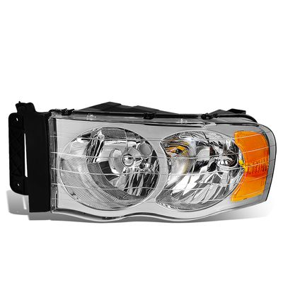 02-05 Dodge Ram 1500 2500 3500 Left OE Style Headlight lamp Replacement CH2502135