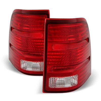 02-05 Ford Explorer OEM Style Replacement Tail Lights Pair
