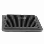 02-05 Jeep Wrangler / Liberty 2.4L Reusable & Washable Replacement High Flow Drop-in Air Filter (Black)