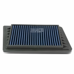 02-05 Jeep Wrangler / Liberty 2.4L Reusable & Washable Replacement High Flow Drop-in Air Filter (Blue)