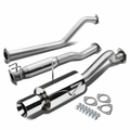 02-06 Acura RSX Non Type-S Performance Catback Exhaust - Roll Tip