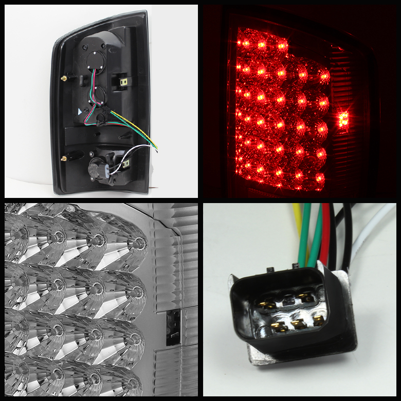 2006 Dodge Ram Tail Light Wiring Harness Pictures - Wiring ...