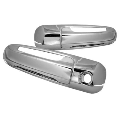 02-06 Dodge Ram Pickup 2Dr Chrome Door Handle Covers