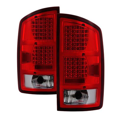 02-06 Dodge Ram Pickup Red G2 LED Tail Lights