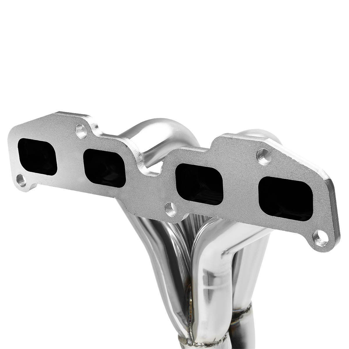 Headers CCIYU 4-1 Stainless Header Exhaust Manifold Fits for ...