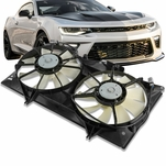 02-06 Toyota Camry Lexus Es300 V6 OE Style Radiator Cooling Fan TO3115129