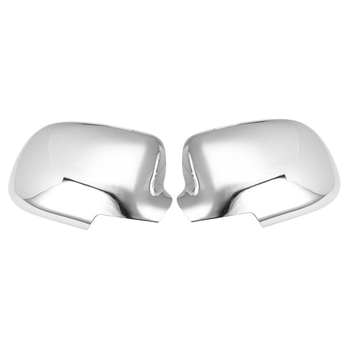 Chrome Covers Mirror Cap /& 4 Door Handle For CHEVY CHEVROLET Avalanche 02-06