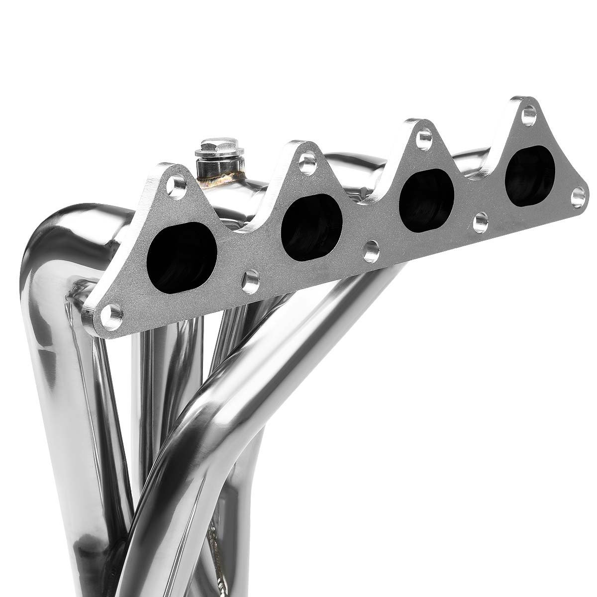 03 Lancer Exhaust Headers: 02-07 Mitsubishi Lancer 2.0L 4G94 Stainless Racing Exhaust