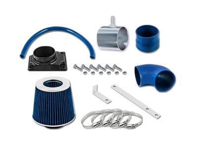 02-07 Mitsubishi Lancer 2.0L L4 Short Ram Air Intake Kit - Blue