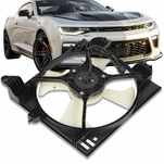 02-07 Mitsubishi Lancer OE Style AC Condensor Cooling Fan Assembly MI3113111