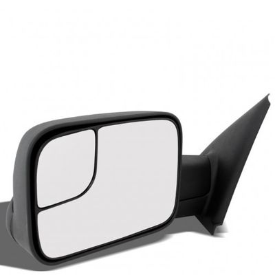 02-08 Dodge Ram 1500 / 03-09 2/3500 Power Adjust Extendable Towing Mirror - Driver Side