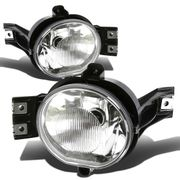 02-08 Dodge RAM 1500 2500 3500 / Durango OEM Style Fog Lights - Clear