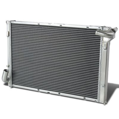 02-08 Mini Cooper S 1.6L Supercharged R52 R53 2-Row Aluminum Racing Radiator
