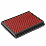 02-09 Audi A4 / 04-09 S4 / 07-08 RS4 Reusable & Washable Replacement High Flow Drop-in Air Filter (Red)