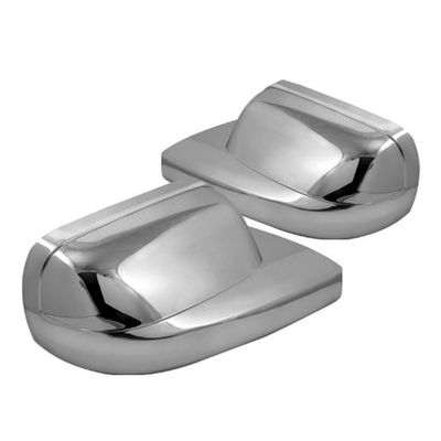 02-09 Chevy TrailBlazer / GMC Envoy Chrome Mirror Covers