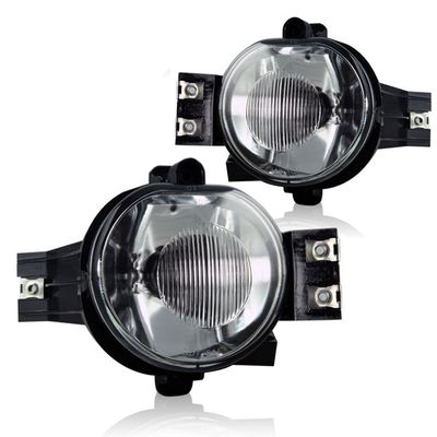 02-09 Dodge Ram Replacement Fog Lights - Clear