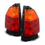 02-09 GMC Envoy OEM Style Replacement Tail Lights Pair