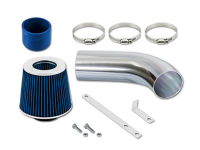 03-04 Saturn Ion 1 2 3 2.2L Ecotec DOHC Short Ram Air Intake Kit - Blue