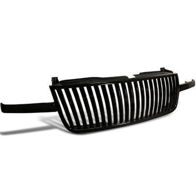 03-05 Chevy Silverado Vertical Grille Fits 06 1500, 05-06 2500 3500 Hd Only