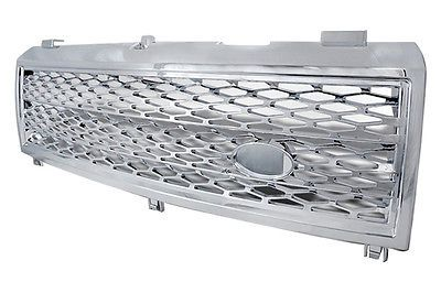03-05 Ford Ranger Rover L322 Grill - Chrome Supercharged Look
