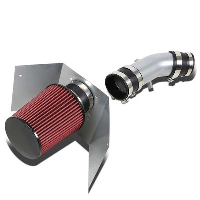 03-05 Lincoln Aviator (Fits Models with 4.6L V8 Engine Only) Heat-Shield Air Induction Intake System - Silver