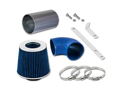 03-05 Range Rover / Land Rover 4.4L V8 Short Ram Air Intake Kit - Blue