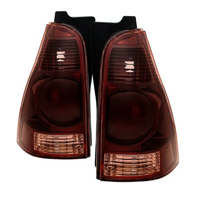03-05 Toyota 4Runner OEM Style Tail Lights - Red Smoked