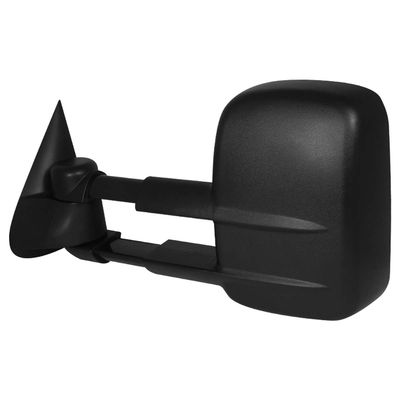 03-06 Chevy Silverado Manual Extendable - POWER Heated Adjust Mirror - Driver Side