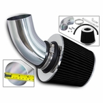 03-06 Chrysler PT Cruiser Turbo 2.4L L4 Short Ram Air Intake Kit - Black