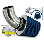 03-06 Chrysler PT Cruiser Turbo 2.4L L4 Short Ram Air Intake Kit - Blue