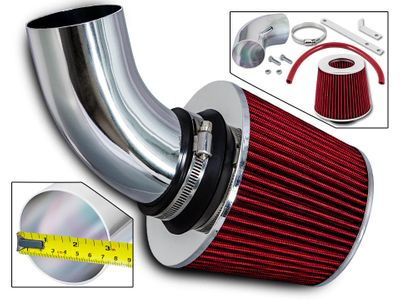 03-06 Chrysler PT Cruiser Turbo 2.4L L4 Short Ram Air Intake Kit - Red