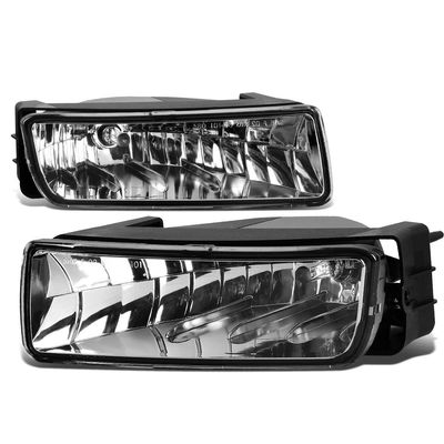 03-06 Ford Expedition Bumper Driving Fog Lights (Clear Lens)