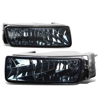03-06 Ford Expedition Bumper Driving Fog Lights (Smoke Lens)