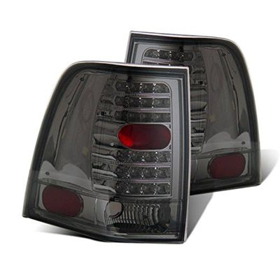 03-06 Ford Expedition LED Tail Lights - Smoked