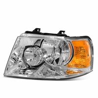 03-06 Ford Expedition Left OE Style Headlight Lamp Replacement FO2502181