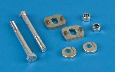 03-06 Ford Expedition Rear Caster Alignment Camber Plate Bolt Kit
