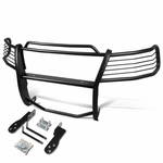 03-06 Ford Expedition U222 Front Bumper Protector Brush Grille Guard (Black)