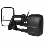 03-06 Silverado Sierra Power Heated Extend Towing Mirror+LED Arrow Style Signal