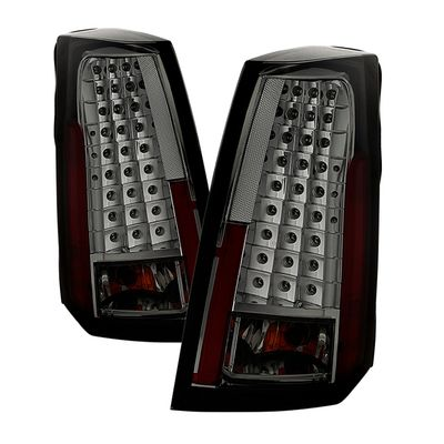 03-07 Cadillac CTS / CTS-V Performance LED Tail Lights - Smoked