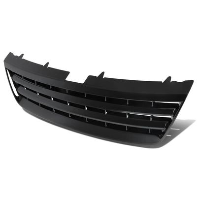 03-07 Volkswagen Touareg PL71 Badgeless ABS Front Mesh Grill / Grille - Black