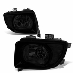 03-08 Honda Element [Non Sc Model] Replacement Headlights - Smoked / Clear
