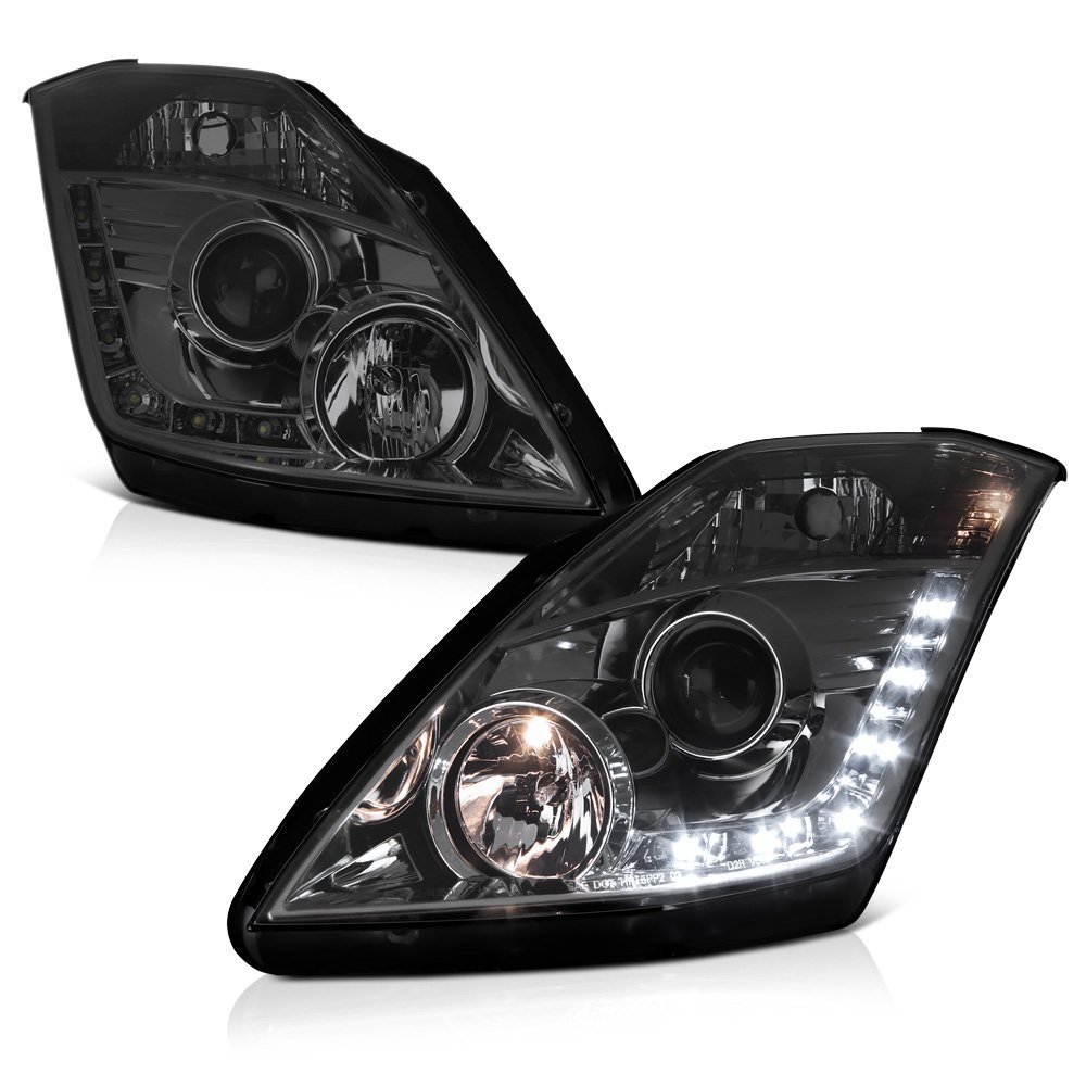 03-08 Nissan 350Z (HID Model) Z33 Euro Style LED DRL