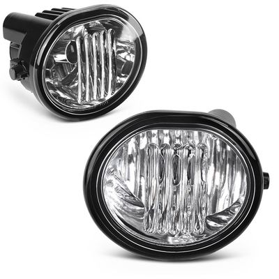 03-08 Pontiac Vibe Fog lights - Clear - Wiring kit included
