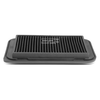 03-08 Toyota Corolla / Matrix Reusable & Washable Replacement High Flow Drop-in Air Filter (Black)