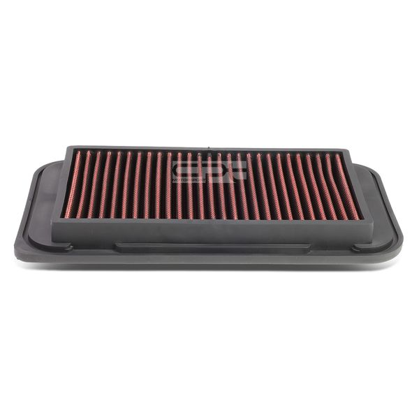 03-08 Toyota Corolla / Matrix Reusable & Washable Replacement High Flow Drop-in Air Filter (Red)