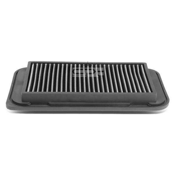 03-08 Toyota Corolla / Matrix Reusable & Washable Replacement High Flow Drop-in Air Filter (Silver)