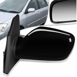 03-08 Toyota Corolla OE Style Powered Side View Door Mirror Left TO1320178