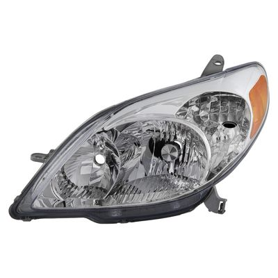 03-08 Toyota Matrix Replacement Headlights - Driver Side